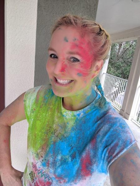 Huss Virtual Color Run