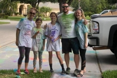Andrews Virtual Color Run