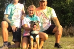 Bucklin Virtual Color Run 2